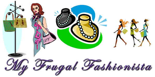 My Frugal Fashionista