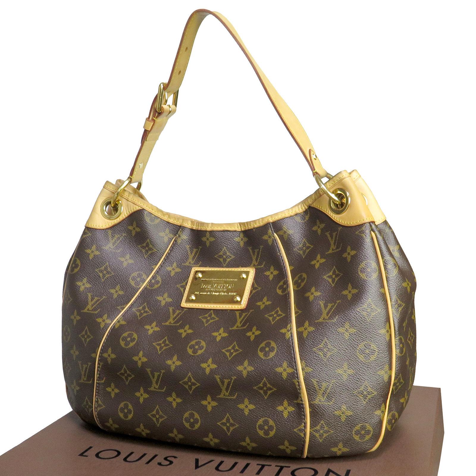 a18b0dde5794 LOUIS VUITTON Monogram Canvas Galliera Pm Shoulder Bag - My Frugal ...