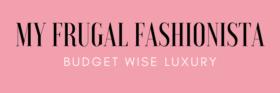 My Frugal Fashionista